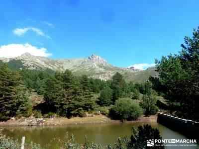 JUEVES Senderista - Cuerda de las Cabrillas y Valle de la Barranca;rutas por sierra de madrid rutas